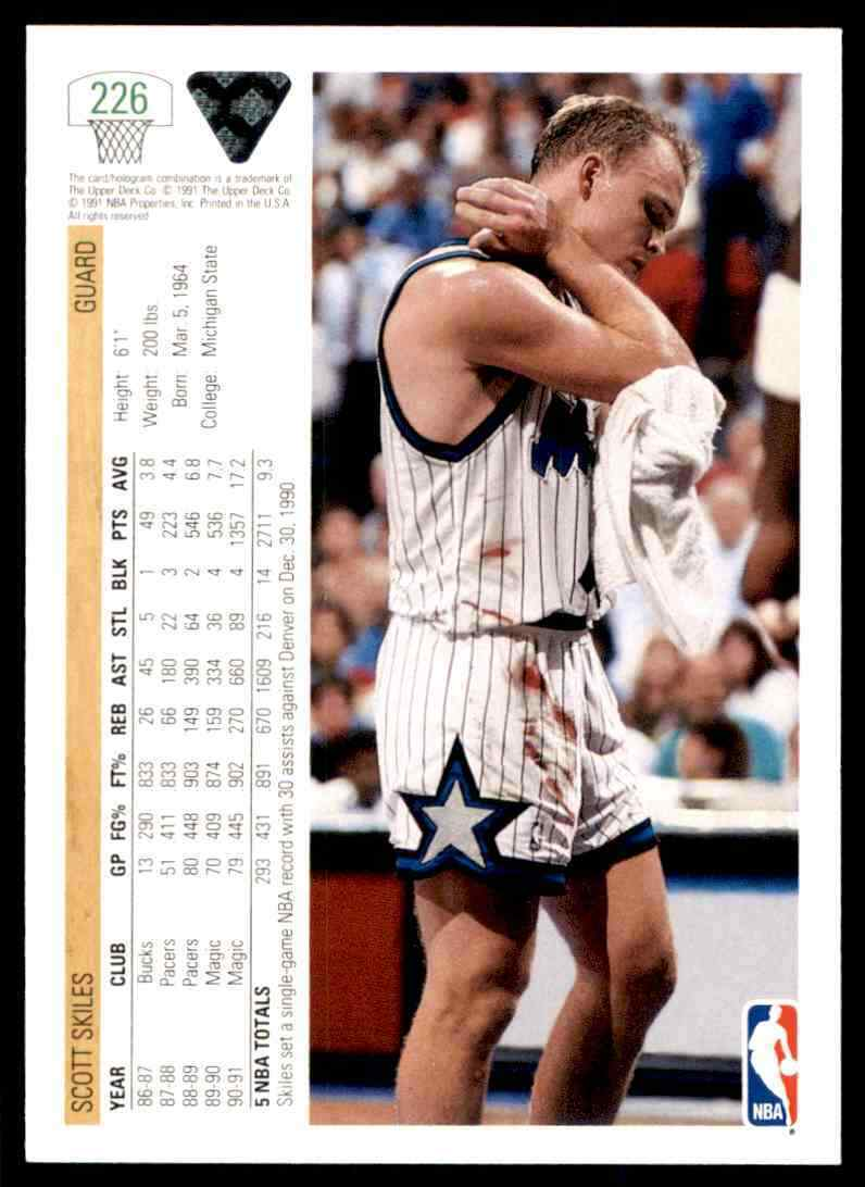 thumbnail 428 - 1991-92 Upper Deck Basketball NBA Choose Your Player -Real Pics Rookie Star (B)