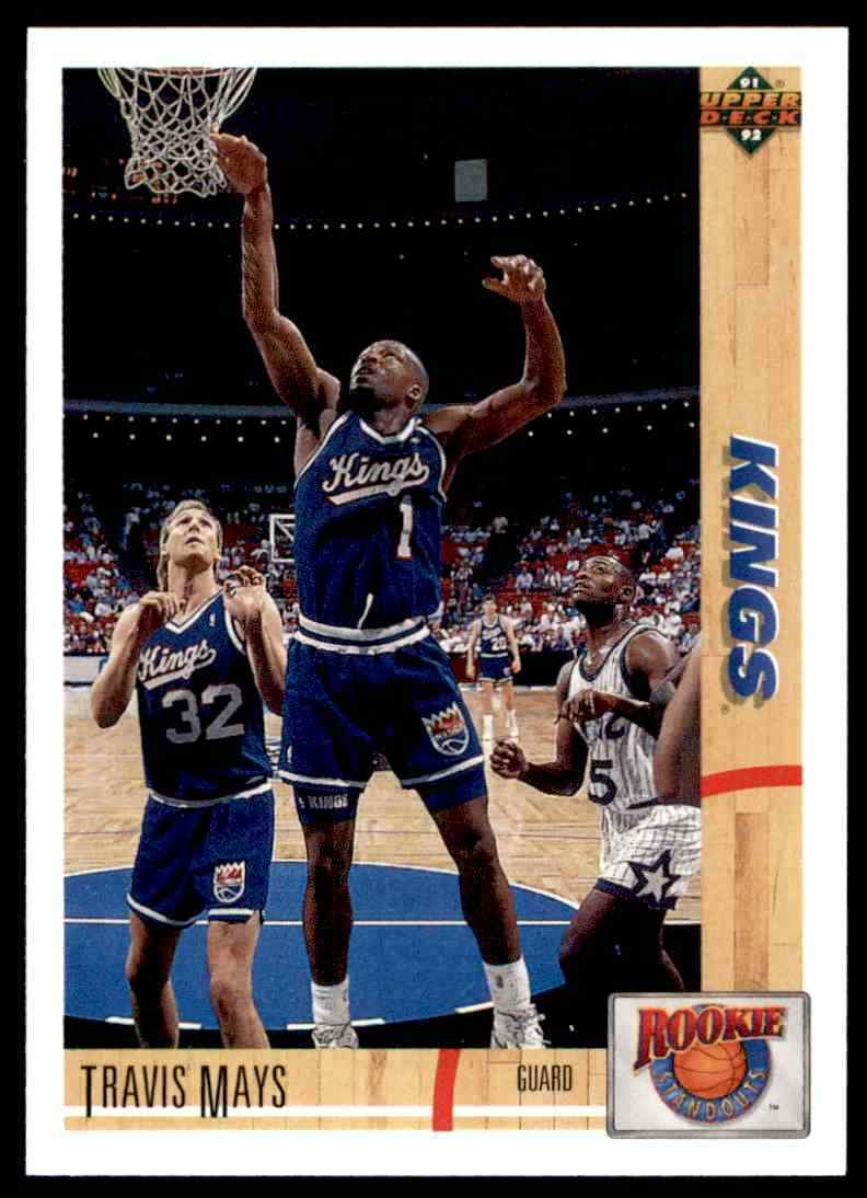 thumbnail 477 - 1991-92 Upper Deck Basketball NBA Choose Your Player -Real Pics Rookie Star (B)