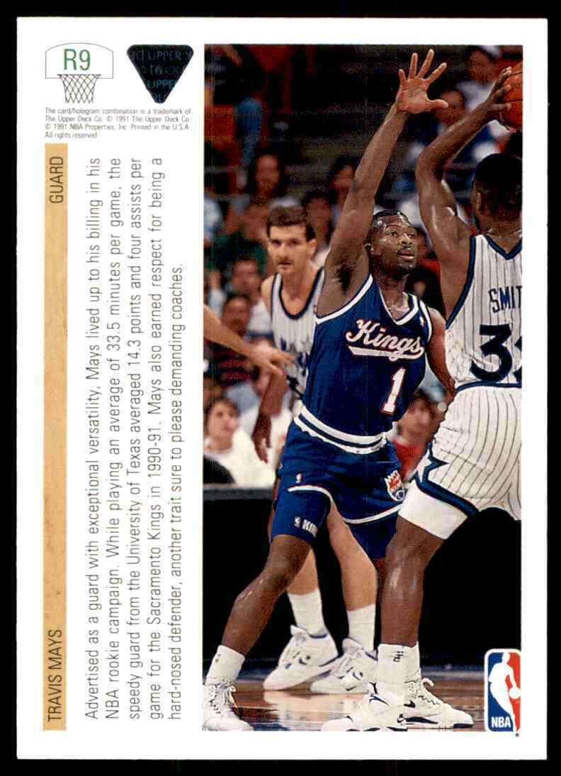 thumbnail 478 - 1991-92 Upper Deck Basketball NBA Choose Your Player -Real Pics Rookie Star (B)