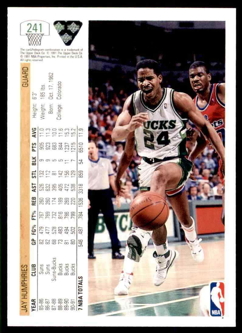 thumbnail 214 - 1991-92 Upper Deck Basketball NBA Choose Your Player -Real Pics Rookie Star (B)