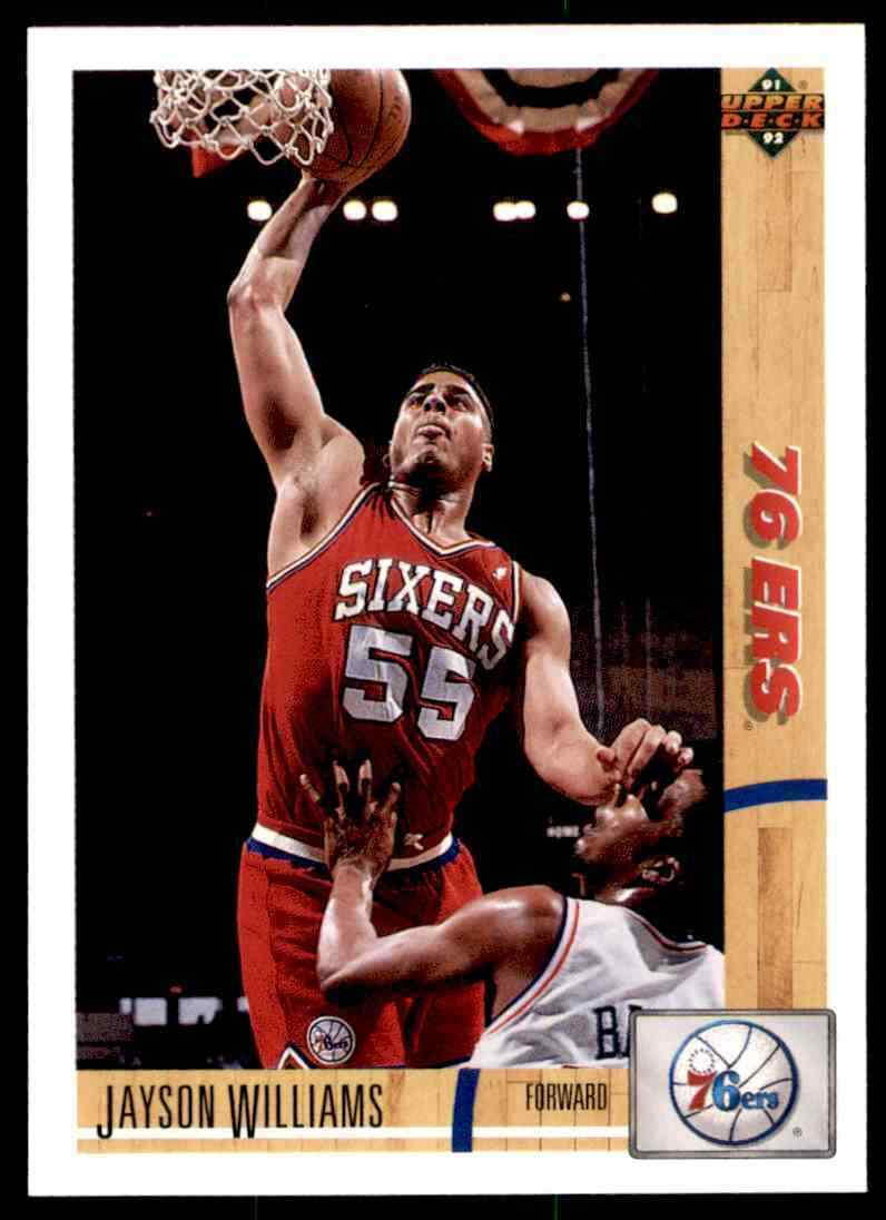 thumbnail 217 - 1991-92 Upper Deck Basketball NBA Choose Your Player -Real Pics Rookie Star (B)