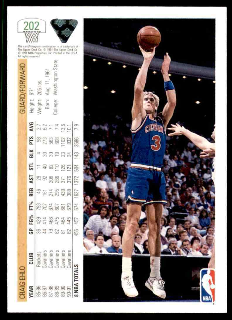 thumbnail 100 - 1991-92 Upper Deck Basketball NBA Choose Your Player -Real Pics Rookie Star (B)