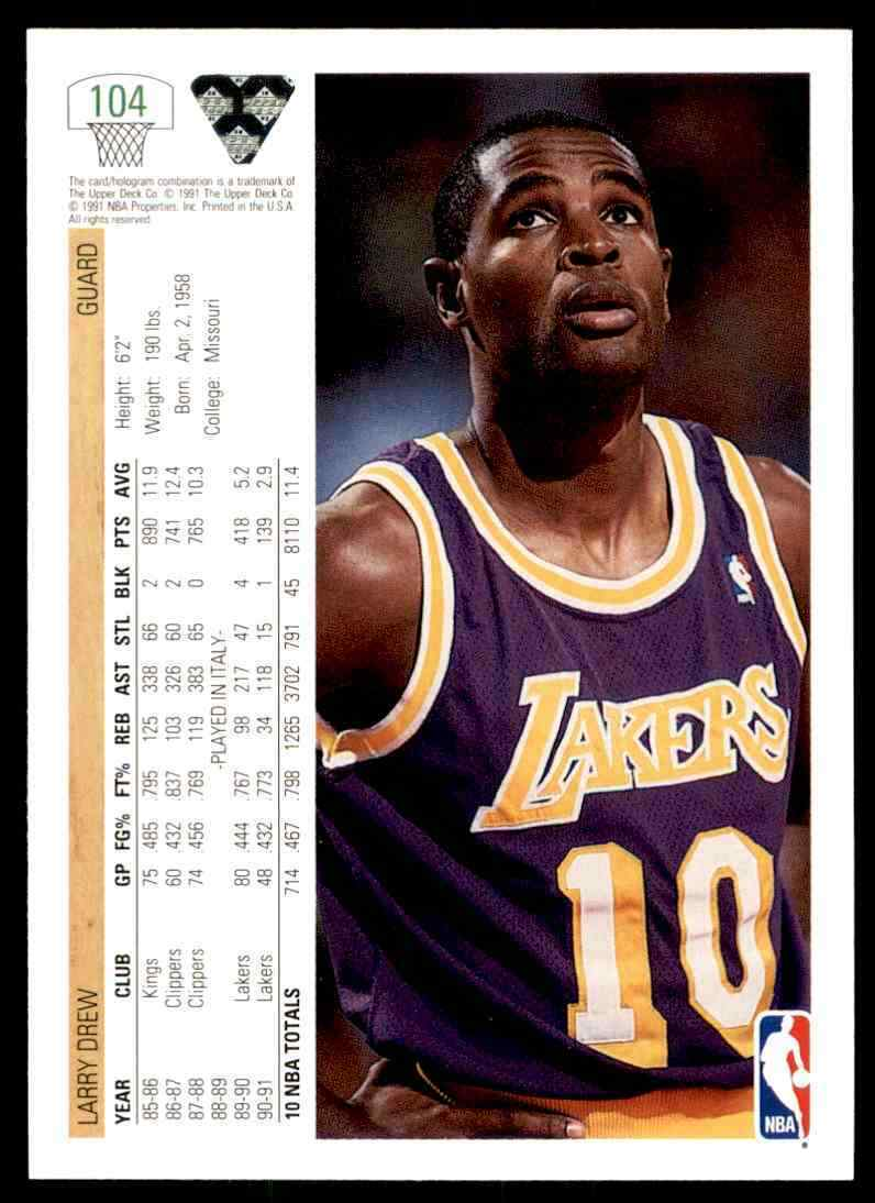 thumbnail 300 - 1991-92 Upper Deck Basketball NBA Choose Your Player -Real Pics Rookie Star (B)