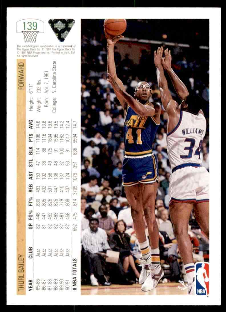 thumbnail 464 - 1991-92 Upper Deck Basketball NBA Choose Your Player -Real Pics Rookie Star (B)