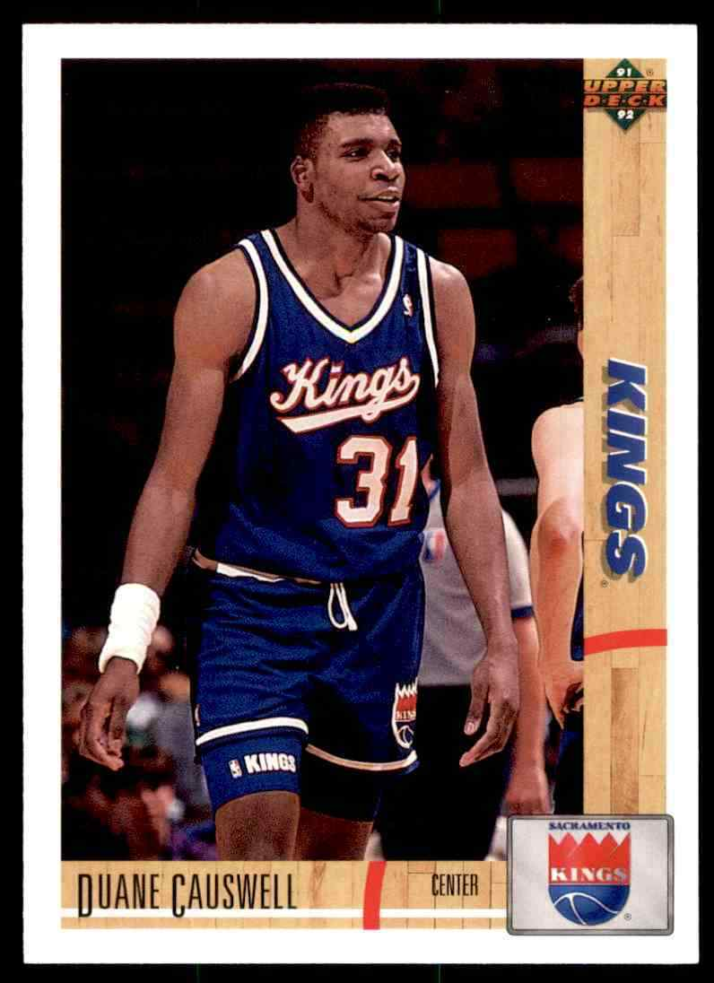 thumbnail 159 - 1991-92 Upper Deck Basketball NBA Choose Your Player -Real Pics Rookie Star (B)