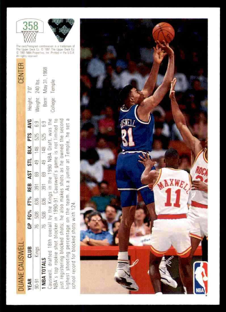 thumbnail 160 - 1991-92 Upper Deck Basketball NBA Choose Your Player -Real Pics Rookie Star (B)