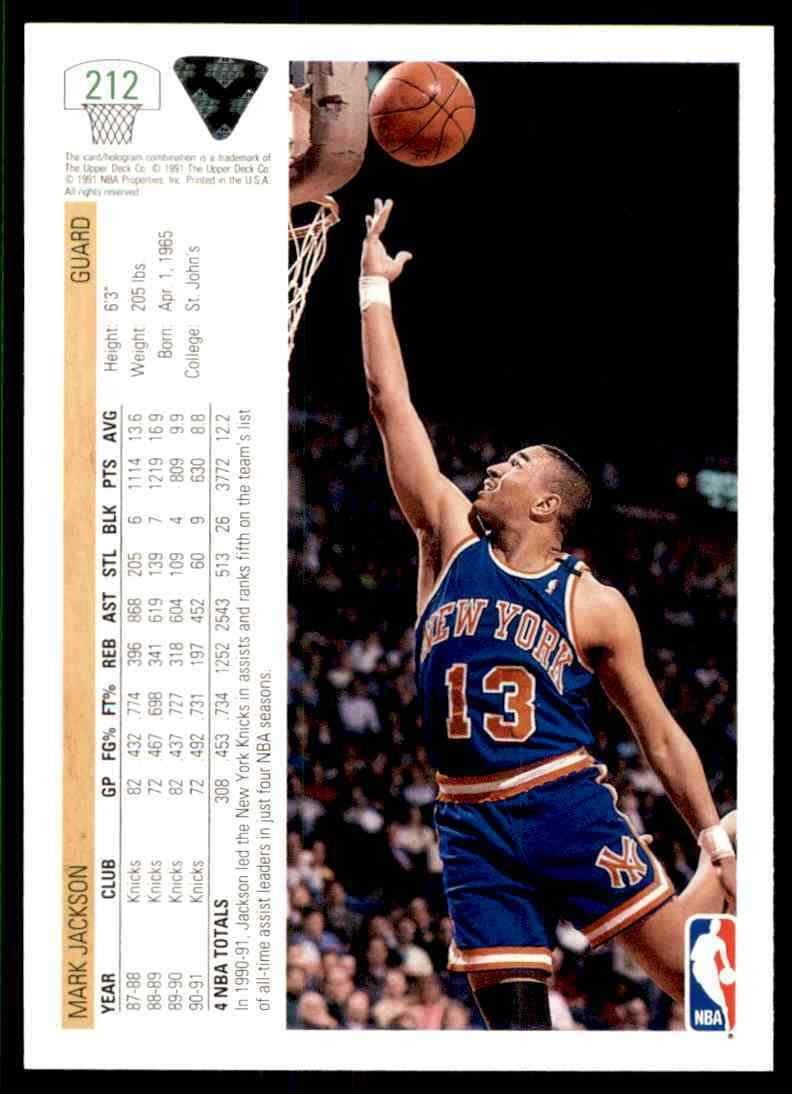 thumbnail 328 - 1991-92 Upper Deck Basketball NBA Choose Your Player -Real Pics Rookie Star (B)