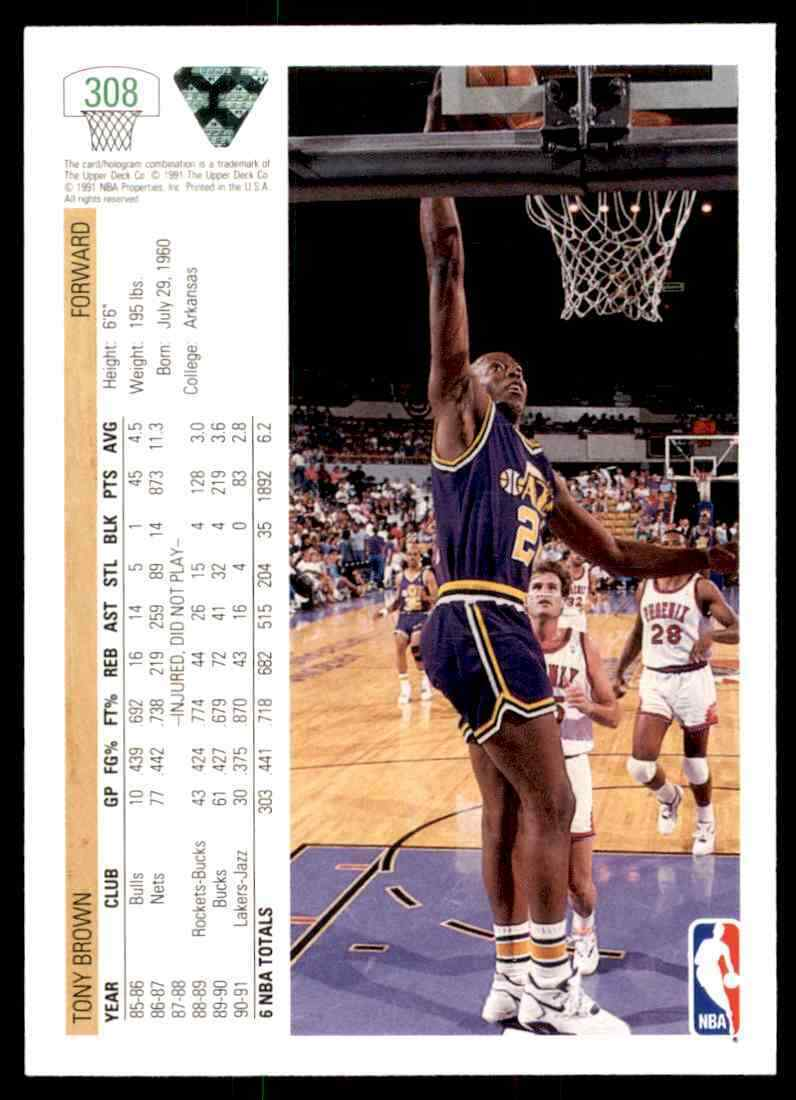 thumbnail 474 - 1991-92 Upper Deck Basketball NBA Choose Your Player -Real Pics Rookie Star (B)
