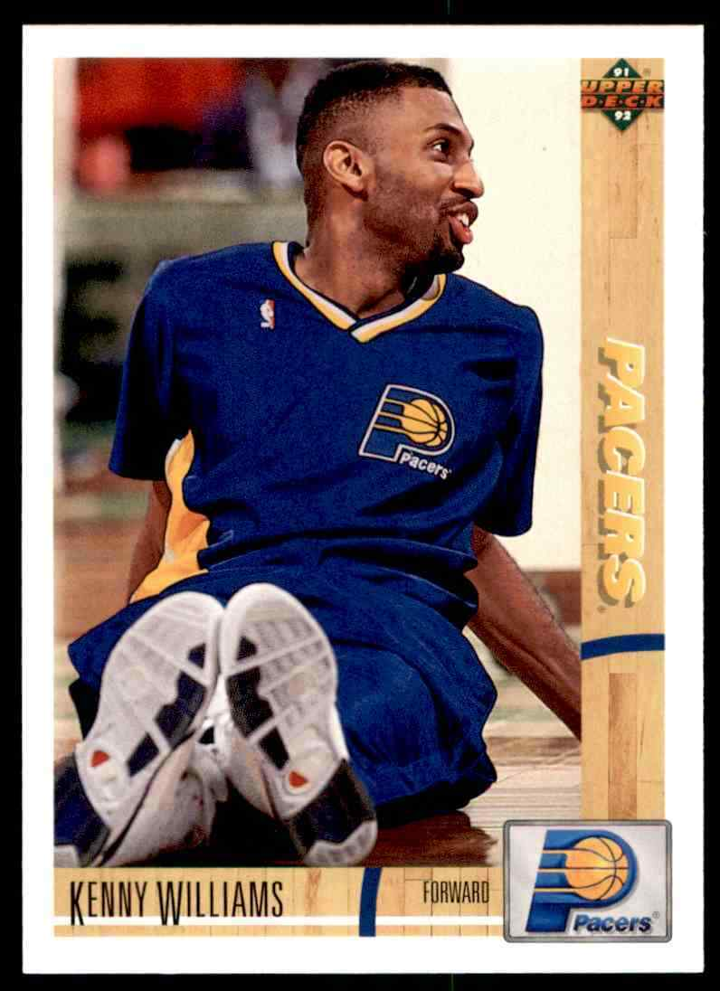 thumbnail 283 - 1991-92 Upper Deck Basketball NBA Choose Your Player -Real Pics Rookie Star (B)
