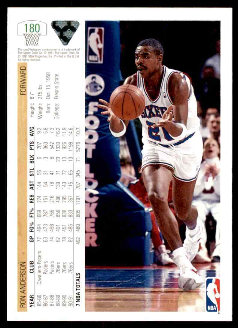 thumbnail 406 - 1991-92 Upper Deck Basketball NBA Choose Your Player -Real Pics Rookie Star (B)