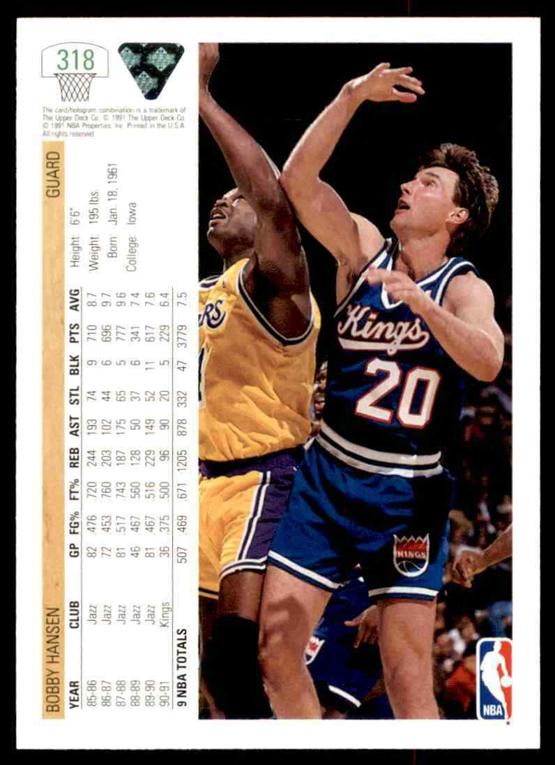 thumbnail 58 - 1991-92 Upper Deck Basketball NBA Choose Your Player -Real Pics Rookie Star (B)