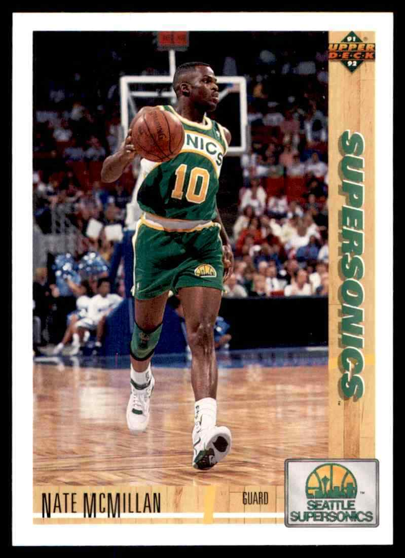 thumbnail 355 - 1991-92 Upper Deck Basketball NBA Choose Your Player -Real Pics Rookie Star (B)