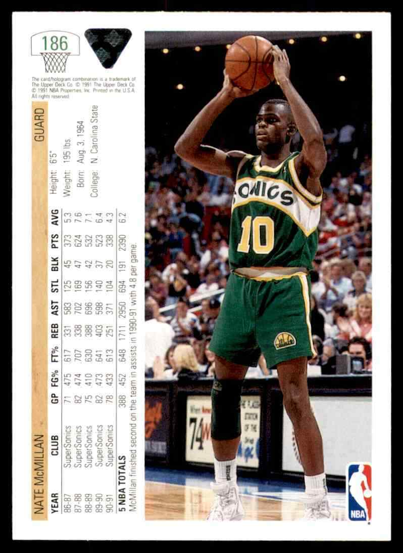thumbnail 356 - 1991-92 Upper Deck Basketball NBA Choose Your Player -Real Pics Rookie Star (B)