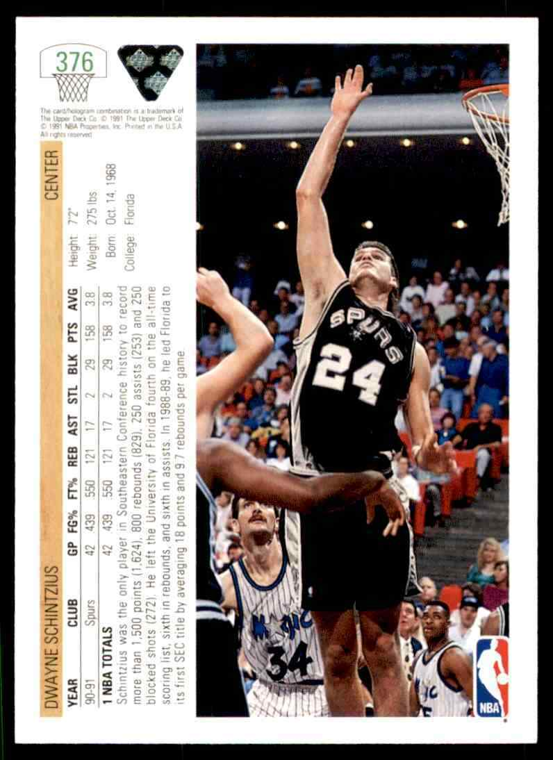 thumbnail 162 - 1991-92 Upper Deck Basketball NBA Choose Your Player -Real Pics Rookie Star (B)