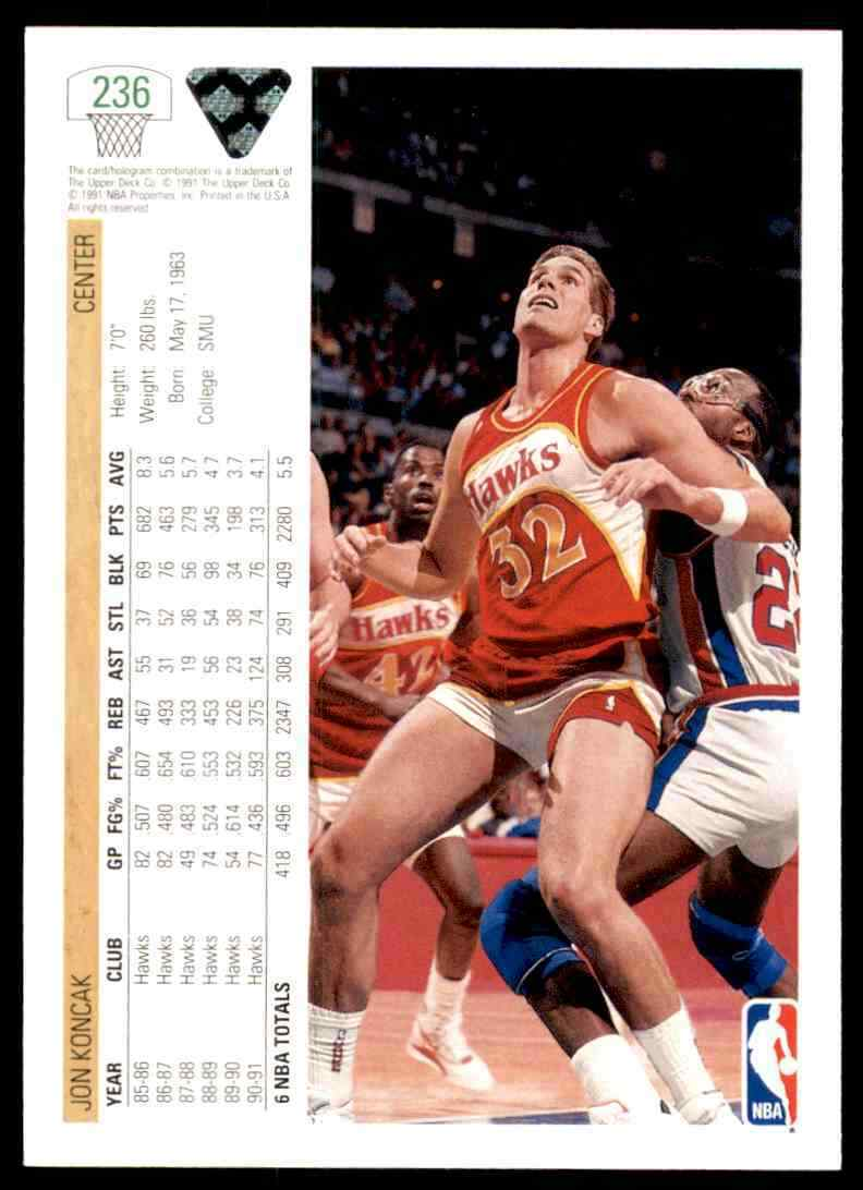 thumbnail 270 - 1991-92 Upper Deck Basketball NBA Choose Your Player -Real Pics Rookie Star (B)