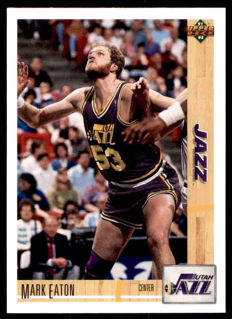 thumbnail 325 - 1991-92 Upper Deck Basketball NBA Choose Your Player -Real Pics Rookie Star (B)