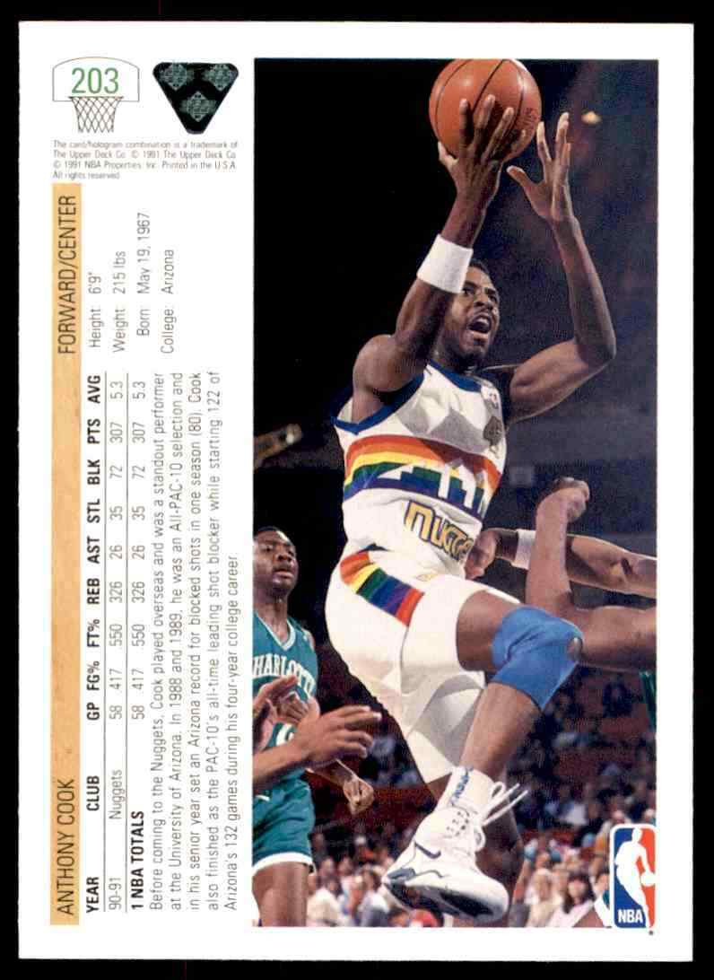 thumbnail 26 - 1991-92 Upper Deck Basketball NBA Choose Your Player -Real Pics Rookie Star (B)