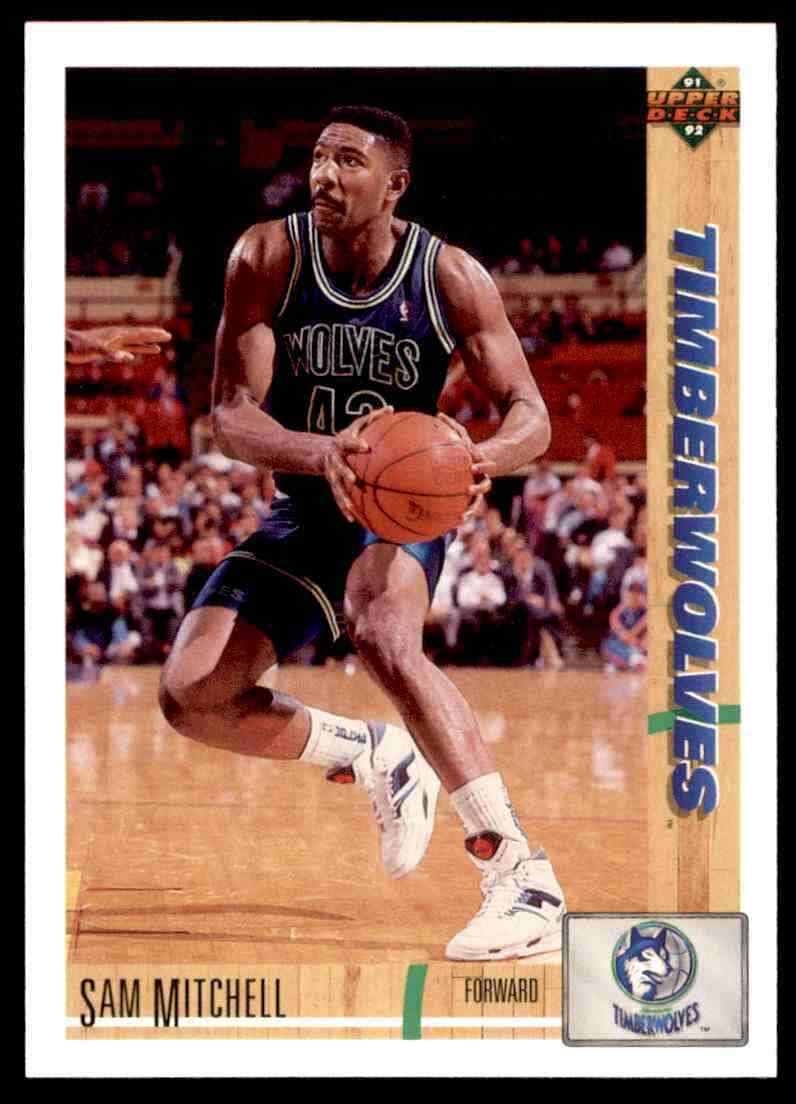 thumbnail 417 - 1991-92 Upper Deck Basketball NBA Choose Your Player -Real Pics Rookie Star (B)