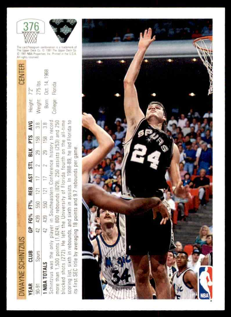 thumbnail 164 - 1991-92 Upper Deck Basketball NBA Choose Your Player -Real Pics Rookie Star (B)