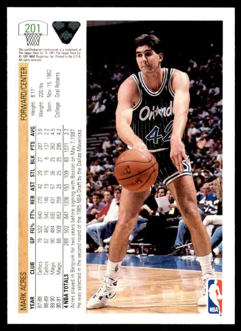 thumbnail 316 - 1991-92 Upper Deck Basketball NBA Choose Your Player -Real Pics Rookie Star (B)