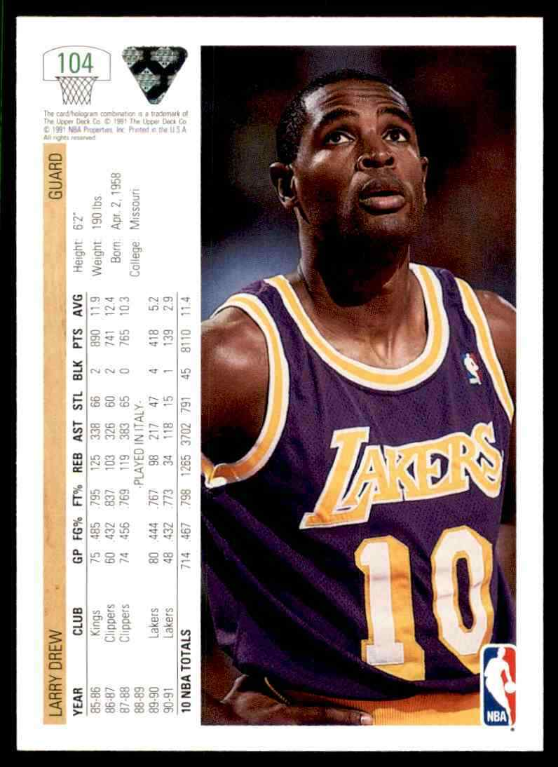 thumbnail 302 - 1991-92 Upper Deck Basketball NBA Choose Your Player -Real Pics Rookie Star (B)