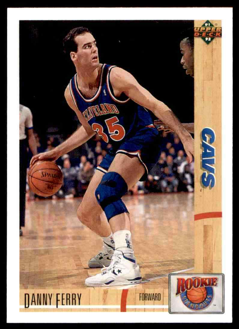thumbnail 113 - 1991-92 Upper Deck Basketball NBA Choose Your Player -Real Pics Rookie Star (B)