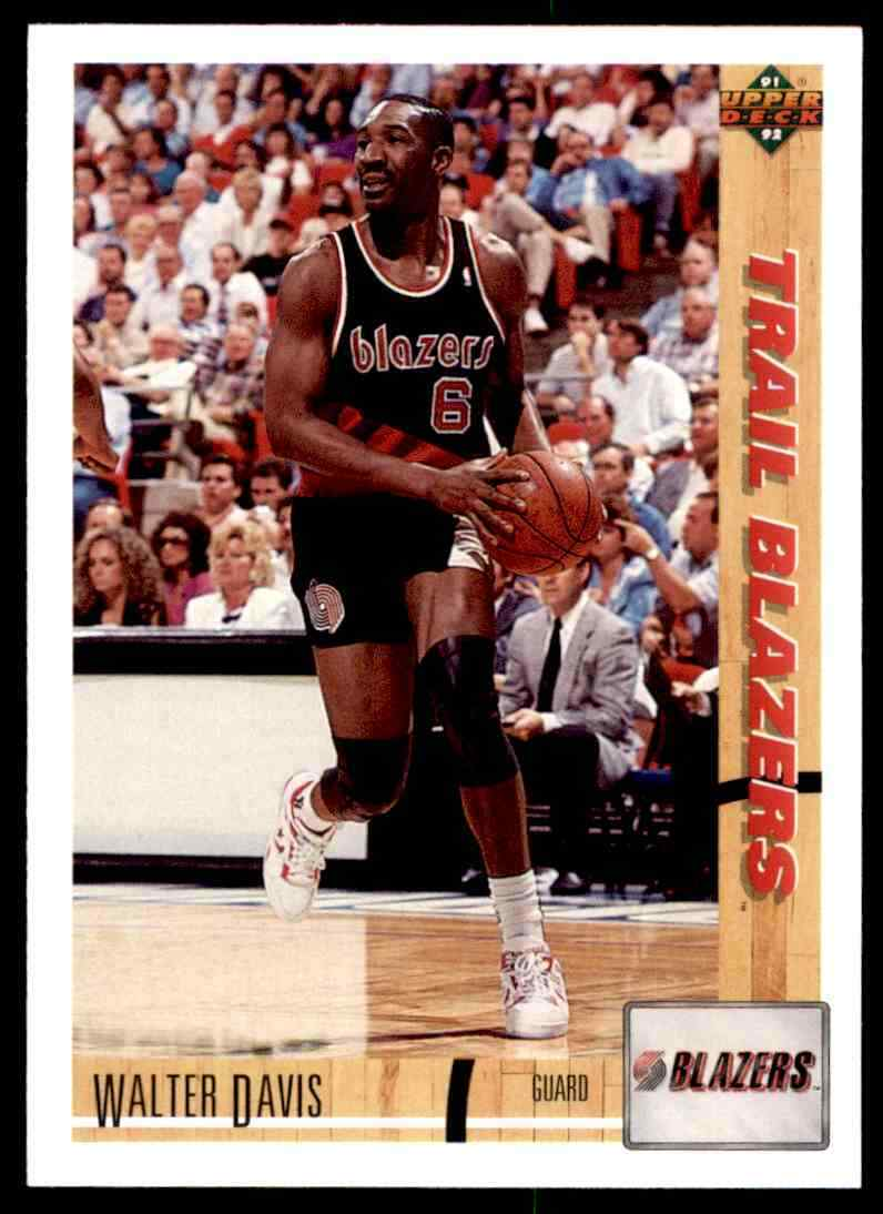 thumbnail 483 - 1991-92 Upper Deck Basketball NBA Choose Your Player -Real Pics Rookie Star (B)