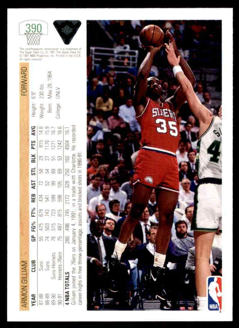 thumbnail 36 - 1991-92 Upper Deck Basketball NBA Choose Your Player -Real Pics Rookie Star (B