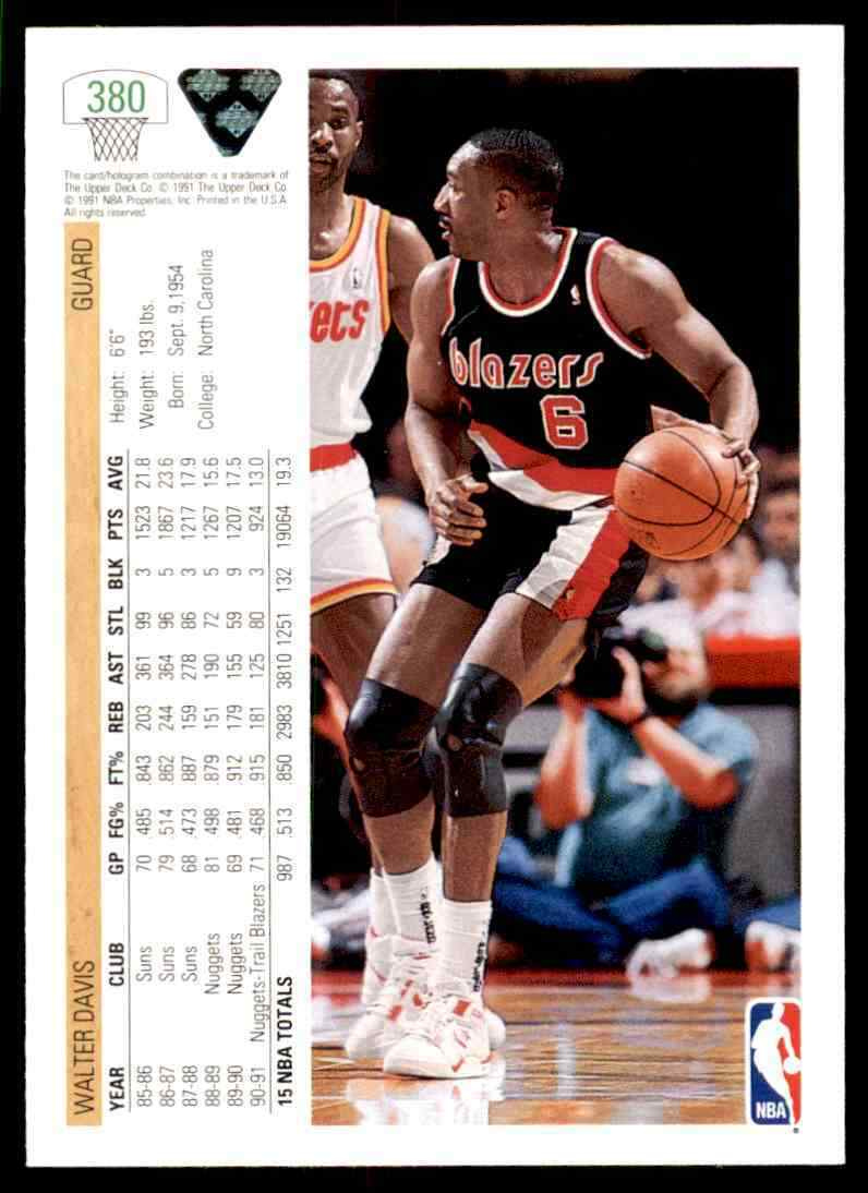 thumbnail 417 - 1991-92 Upper Deck Basketball NBA Choose Your Player -Real Pics Rookie Star (B
