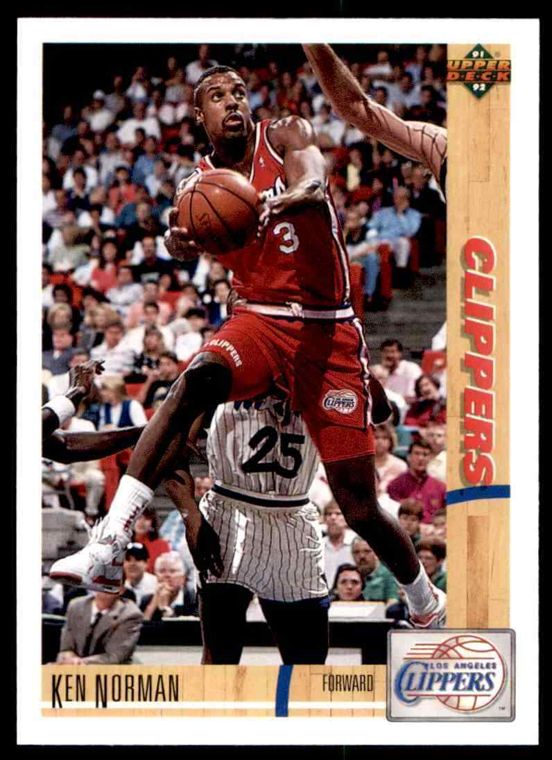 thumbnail 207 - 1991-92 Upper Deck Basketball NBA Choose Your Player -Real Pics Rookie Star (B