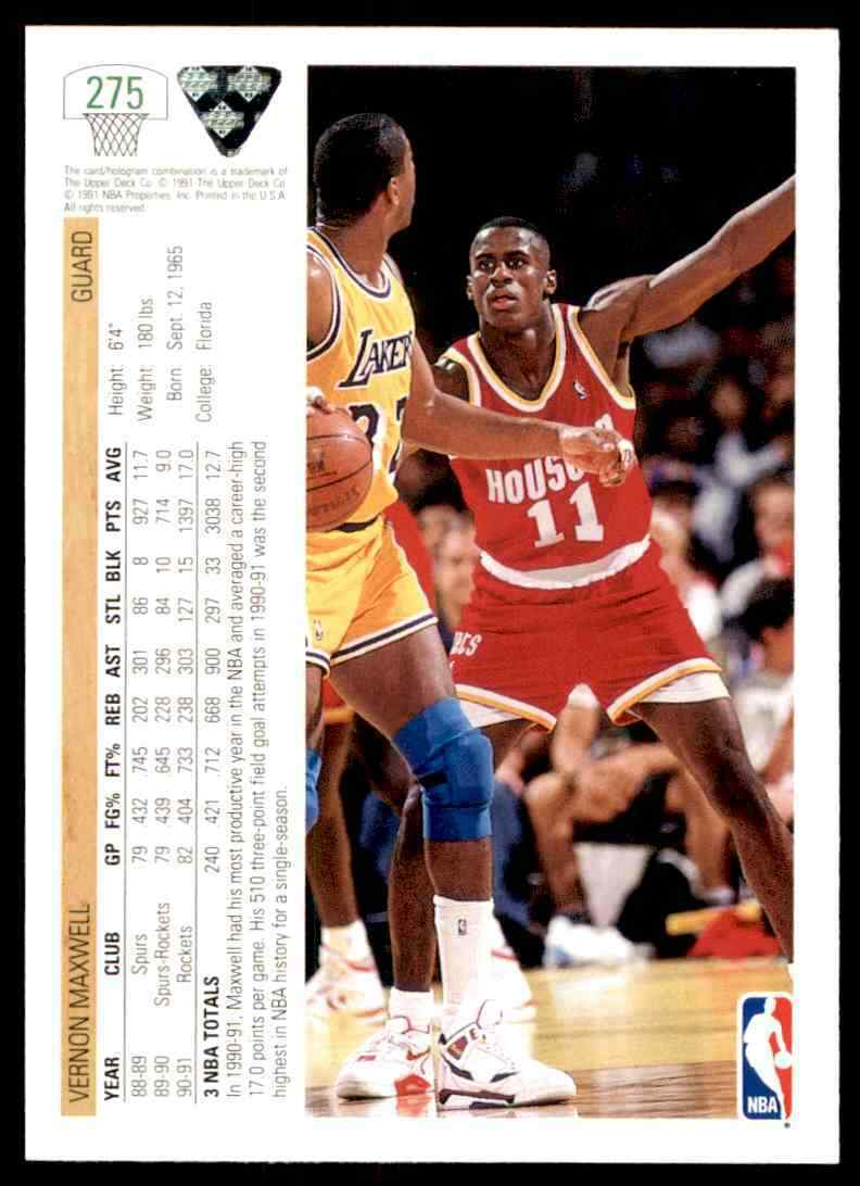 thumbnail 409 - 1991-92 Upper Deck Basketball NBA Choose Your Player -Real Pics Rookie Star (B