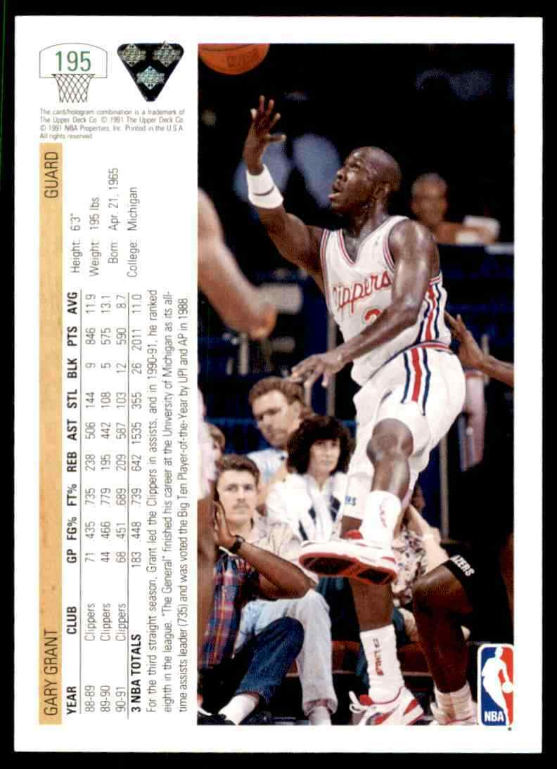 thumbnail 150 - 1991-92 Upper Deck Basketball NBA Choose Your Player -Real Pics Rookie Star (B