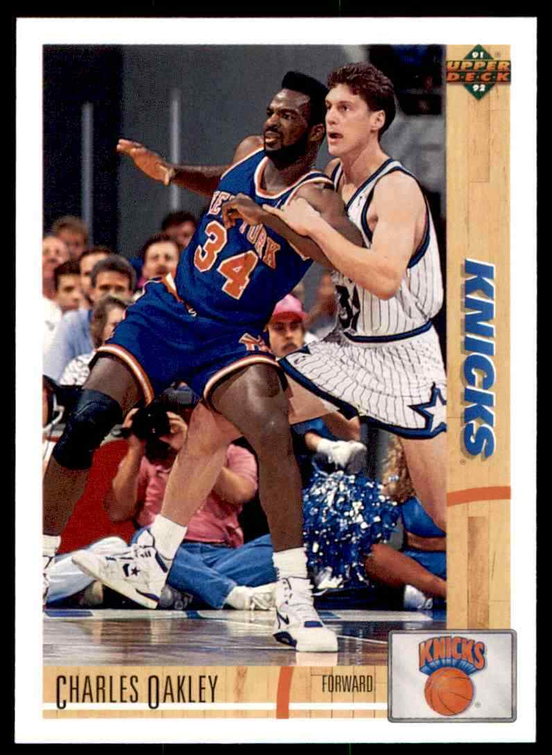 thumbnail 69 - 1991-92 Upper Deck Basketball NBA Choose Your Player -Real Pics Rookie Star (B