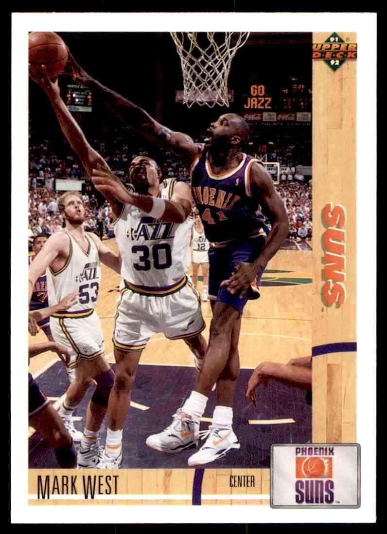 thumbnail 273 - 1991-92 Upper Deck Basketball NBA Choose Your Player -Real Pics Rookie Star (B