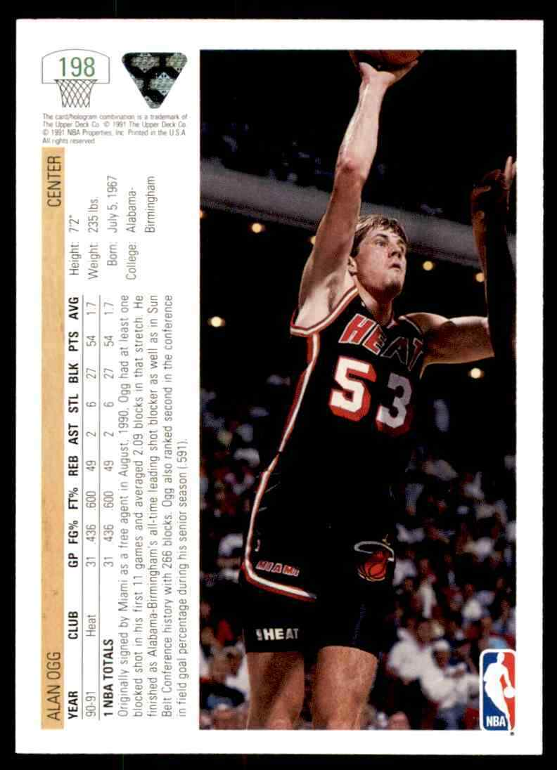 thumbnail 14 - 1991-92 Upper Deck Basketball NBA Choose Your Player -Real Pics Rookie Star (B