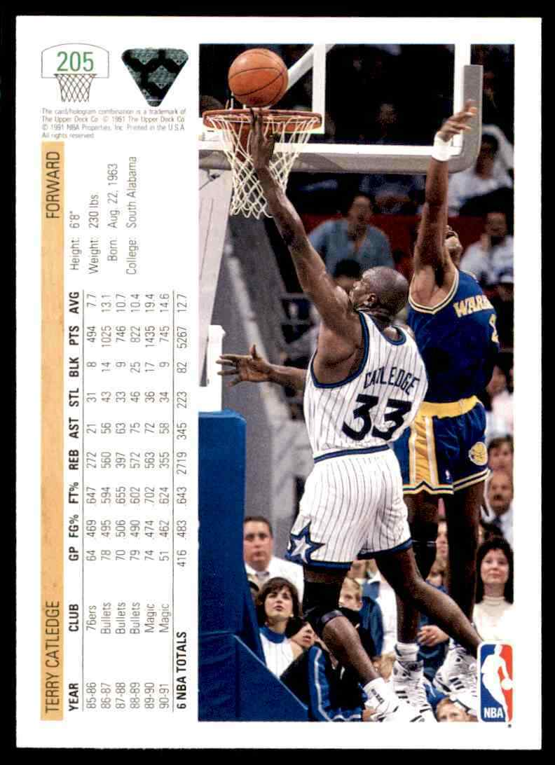 thumbnail 387 - 1991-92 Upper Deck Basketball NBA Choose Your Player -Real Pics Rookie Star (B