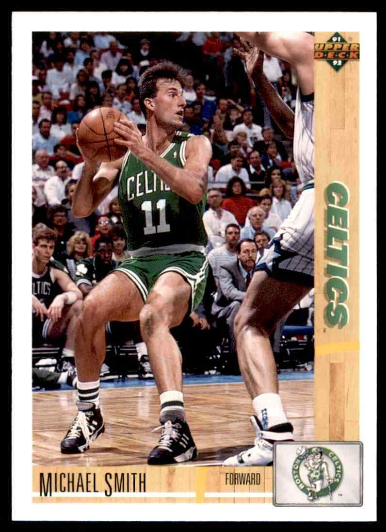 thumbnail 285 - 1991-92 Upper Deck Basketball NBA Choose Your Player -Real Pics Rookie Star (B