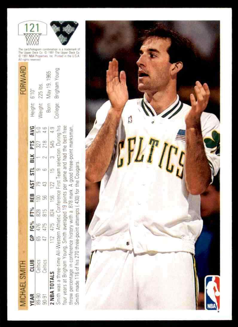 thumbnail 286 - 1991-92 Upper Deck Basketball NBA Choose Your Player -Real Pics Rookie Star (B