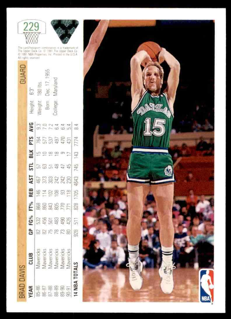 thumbnail 56 - 1991-92 Upper Deck Basketball NBA Choose Your Player -Real Pics Rookie Star (B