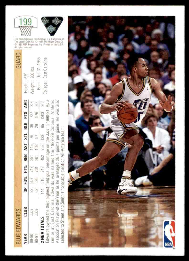 thumbnail 48 - 1991-92 Upper Deck Basketball NBA Choose Your Player -Real Pics Rookie Star (B