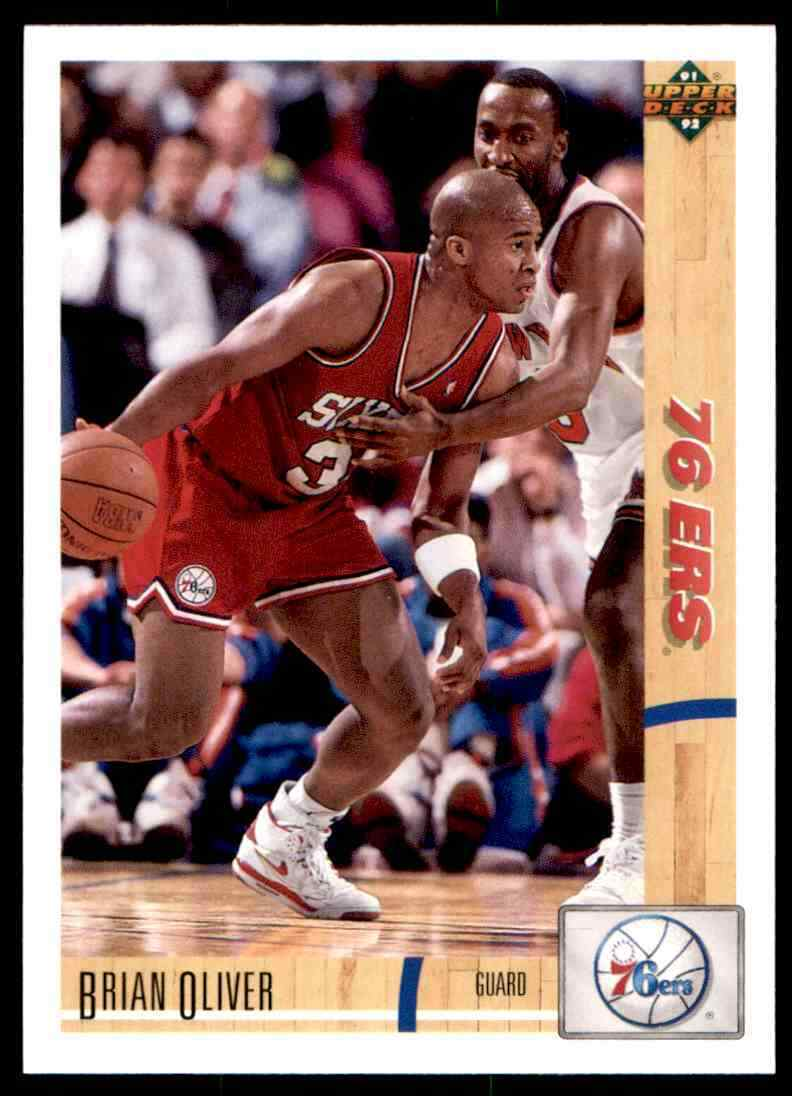 thumbnail 63 - 1991-92 Upper Deck Basketball NBA Choose Your Player -Real Pics Rookie Star (B