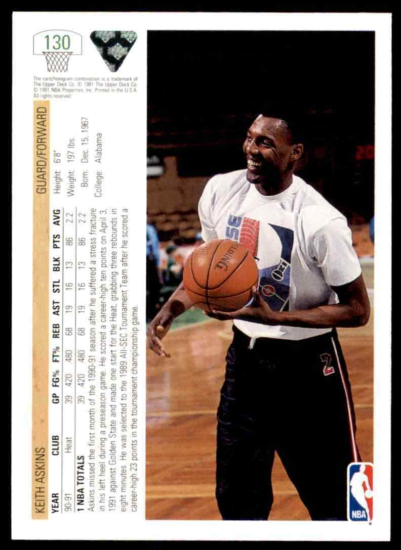 thumbnail 206 - 1991-92 Upper Deck Basketball NBA Choose Your Player -Real Pics Rookie Star (B