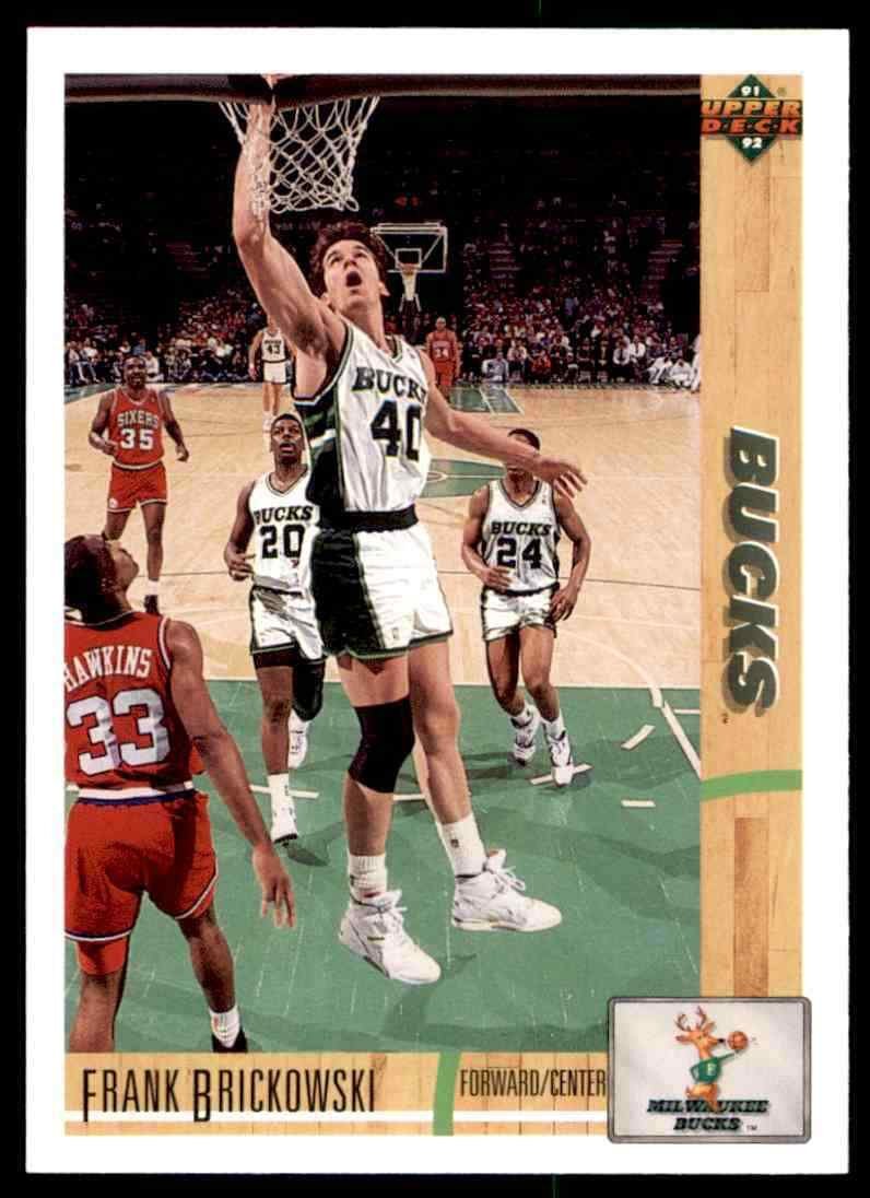 thumbnail 143 - 1991-92 Upper Deck Basketball NBA Choose Your Player -Real Pics Rookie Star (B