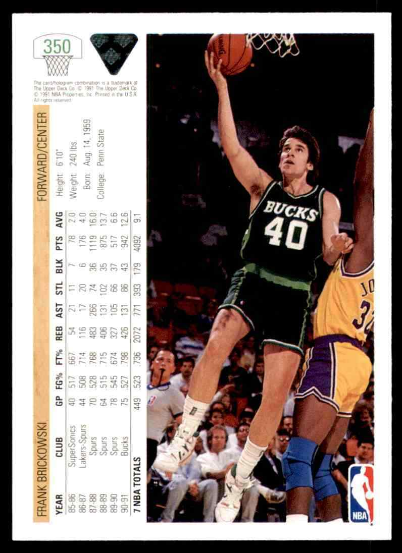 thumbnail 144 - 1991-92 Upper Deck Basketball NBA Choose Your Player -Real Pics Rookie Star (B