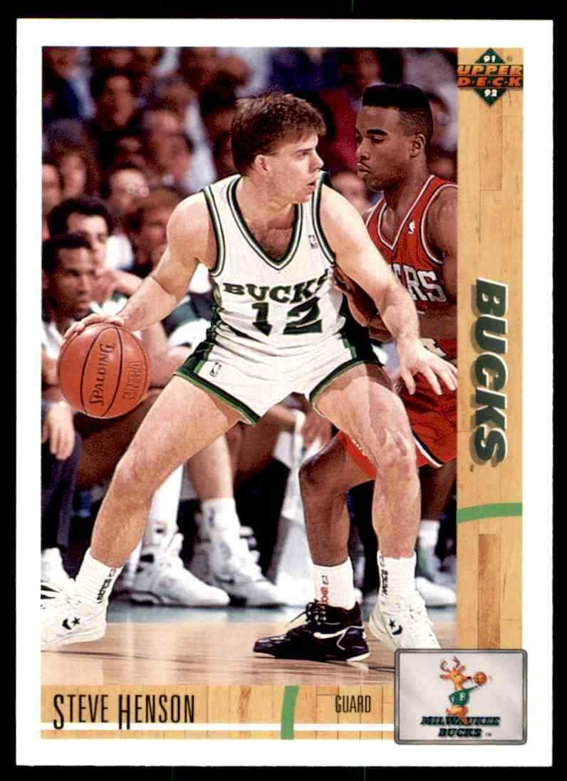 thumbnail 376 - 1991-92 Upper Deck Basketball NBA Choose Your Player -Real Pics Rookie Star (B