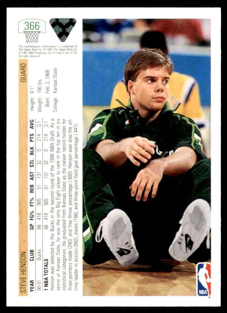 thumbnail 377 - 1991-92 Upper Deck Basketball NBA Choose Your Player -Real Pics Rookie Star (B
