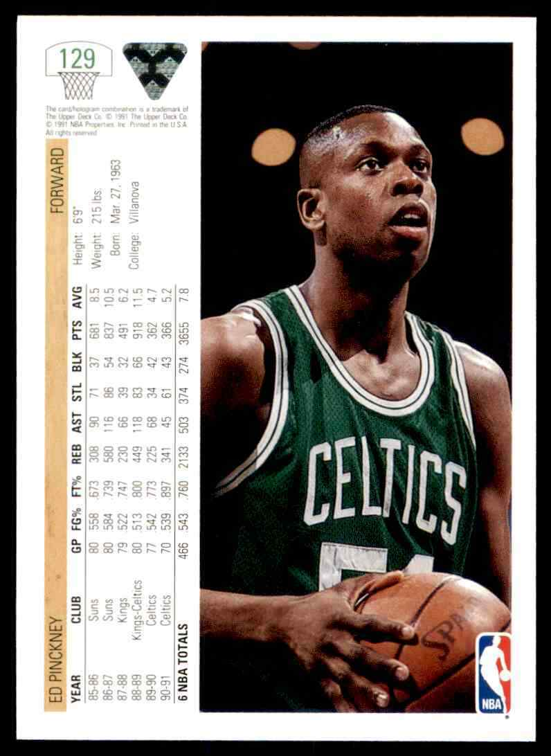 thumbnail 134 - 1991-92 Upper Deck Basketball NBA Choose Your Player -Real Pics Rookie Star (B