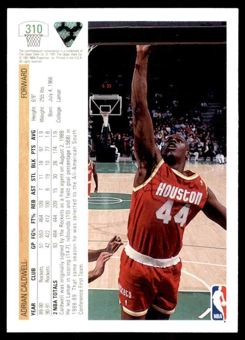 thumbnail 8 - 1991-92 Upper Deck Basketball NBA Choose Your Player -Real Pics Rookie Star (B
