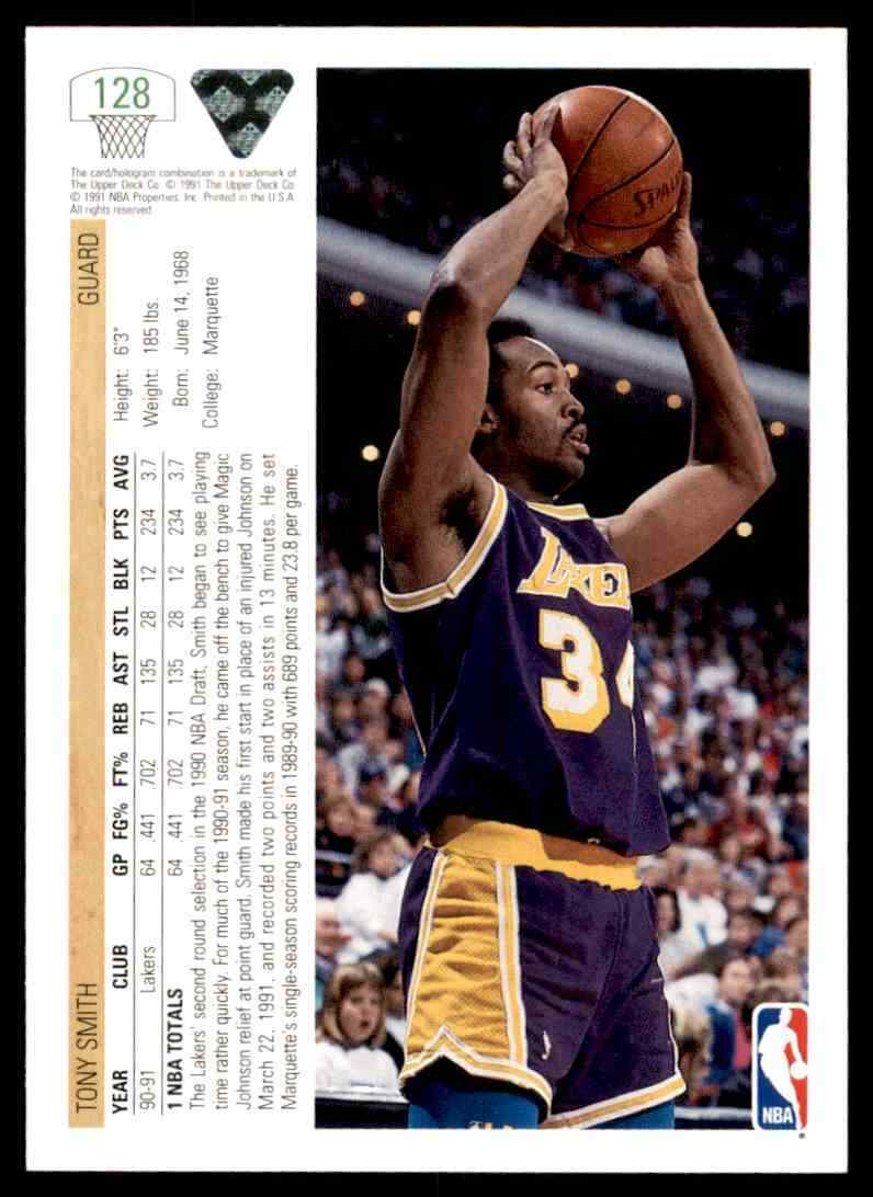 thumbnail 403 - 1991-92 Upper Deck Basketball NBA Choose Your Player -Real Pics Rookie Star (B