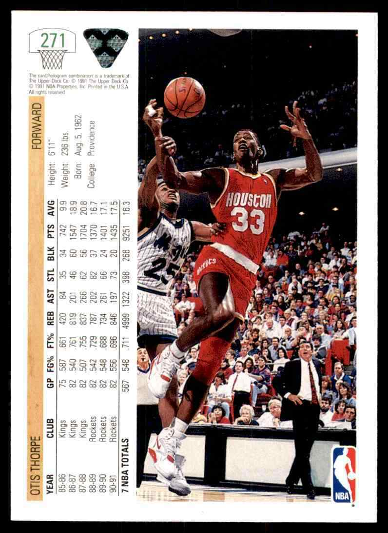 thumbnail 200 - 1991-92 Upper Deck Basketball NBA Choose Your Player -Real Pics Rookie Star (B